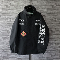 Off-White Street Style Jackets