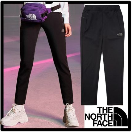 THE NORTH FACE Casual Style Unisex Street Style Pants