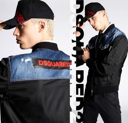 D SQUARED2 Denim Jackets