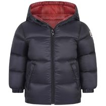 MONCLER Street Style Baby Boy Outerwear