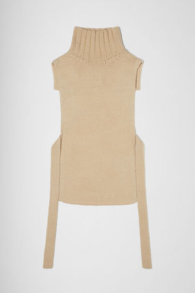 Jil Sander Wool Plain Designers Vests & Gillets