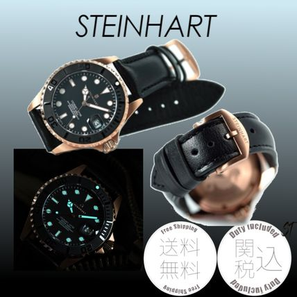 Street Style Mechanical Watch Divers Watches Analog Watches