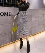 Pencil Skirts Flared Skirts Casual Style Street Style Skirts