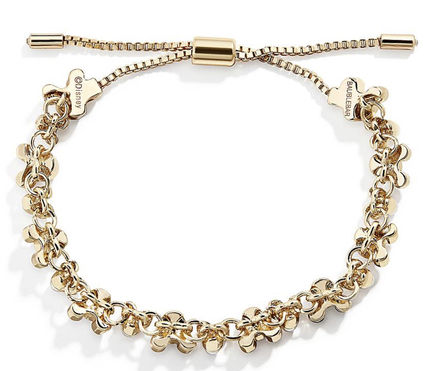 Costume Jewelry Casual Style Collaboration Party Style Brass