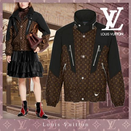 Louis Vuitton MONOGRAM Monogram Casual Style Nylon Blended Fabrics Bi-color