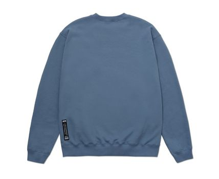 LMC Sweatshirts Unisex Street Style Long Sleeves Cotton Sweatshirts 8