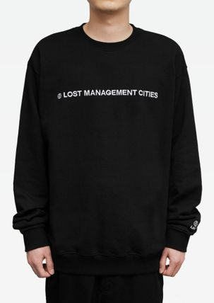 LMC Sweatshirts Unisex Street Style Long Sleeves Cotton Sweatshirts 15