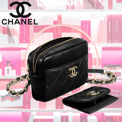 CHANEL MATELASSE Waist Bag