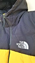 THE NORTH FACE Plain Logo Down Jackets