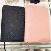 Louis Vuitton MONOGRAM EMPREINTE Unisex Notebooks