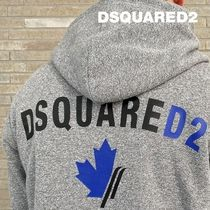 D SQUARED2 Unisex Street Style Sweats Two-Piece Sets