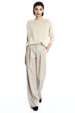 Casual Style Wool Party Style Office Style Elegant Style