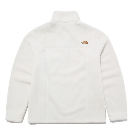 THE NORTH FACE Unisex Street Style Logo Outdoor Tops