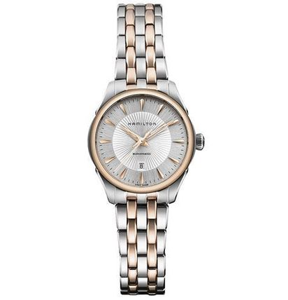 Round Mechanical Watch Stainless Office Style Elegant Style