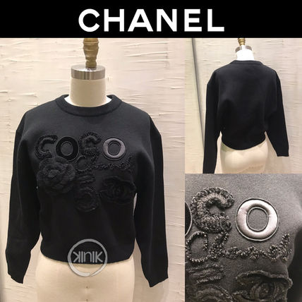 CHANEL Hoodies & Sweatshirts