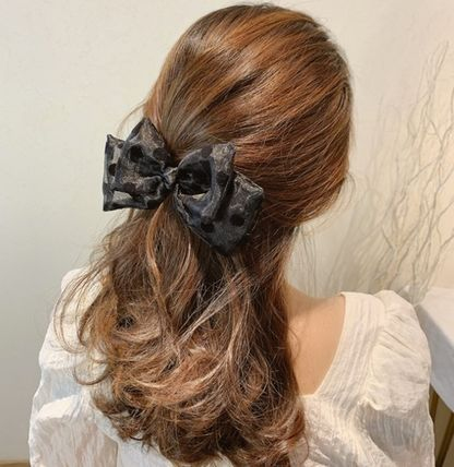 Formal Style  Bridal Barettes Casual Style Party Style