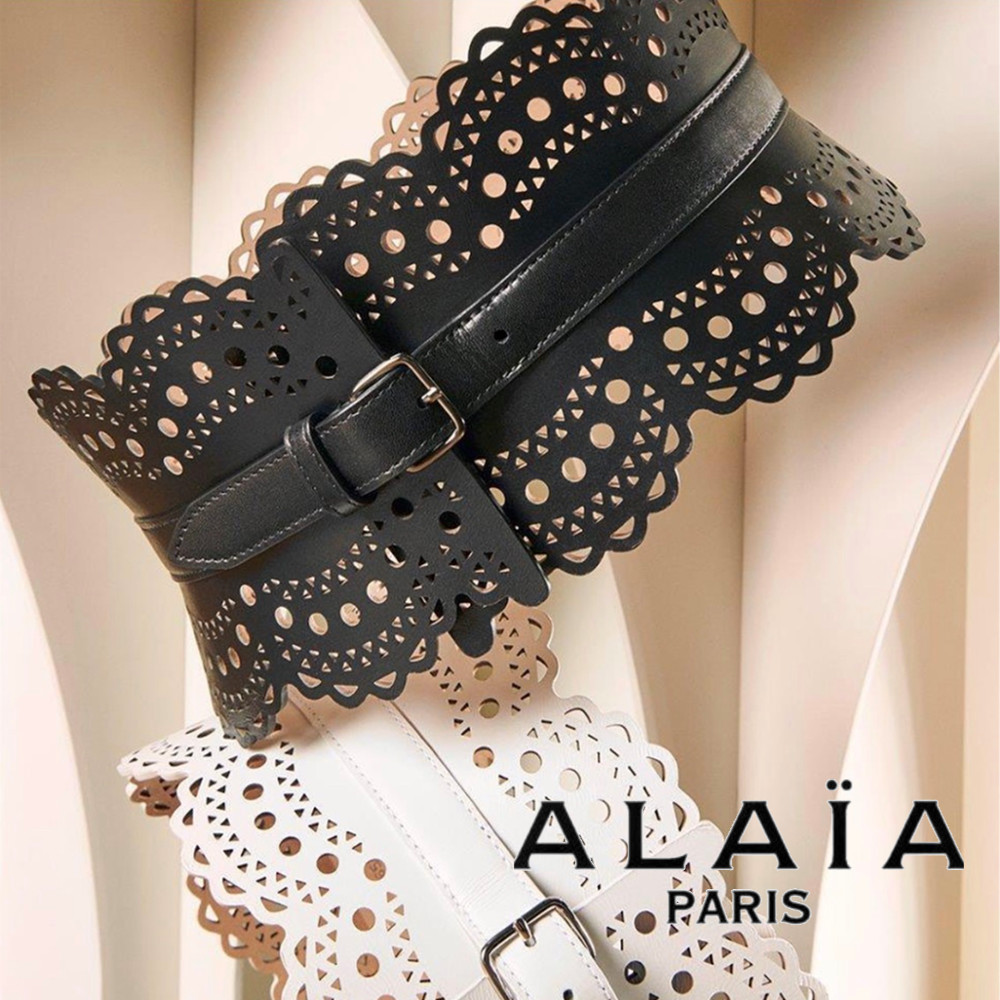 shop azzedine alaia accessories