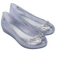 Melissa Star Open Toe Rubber Sole Casual Style PVC Clothing
