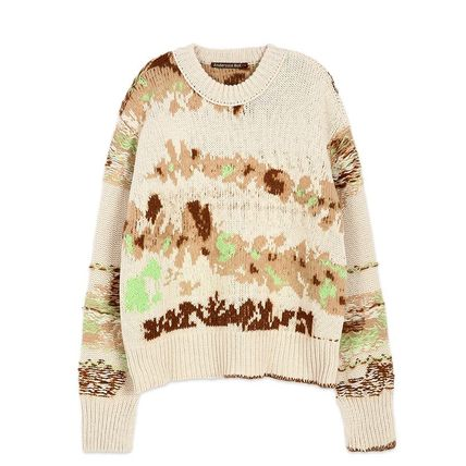 ANDERSSON BELL Sweaters Street Style Long Sleeves Sweaters 9