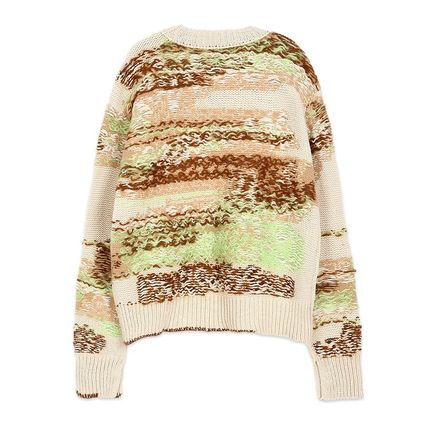 ANDERSSON BELL Sweaters Street Style Long Sleeves Sweaters 10