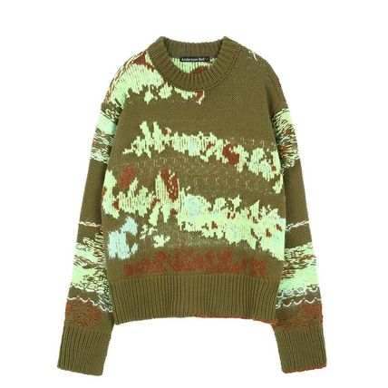 ANDERSSON BELL Sweaters Street Style Long Sleeves Sweaters 14