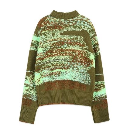 ANDERSSON BELL Sweaters Street Style Long Sleeves Sweaters 15