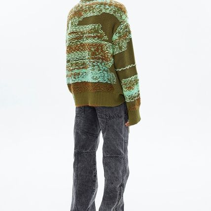 ANDERSSON BELL Sweaters Street Style Long Sleeves Sweaters 17