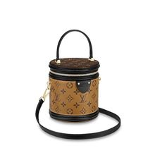 Louis Vuitton Monogram Leather Elegant Style Party Bags