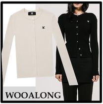 WOOALONG Casual Style Street Style Cardigans