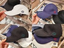 GUCCI Blended Fabrics Wide-brimmed Hats