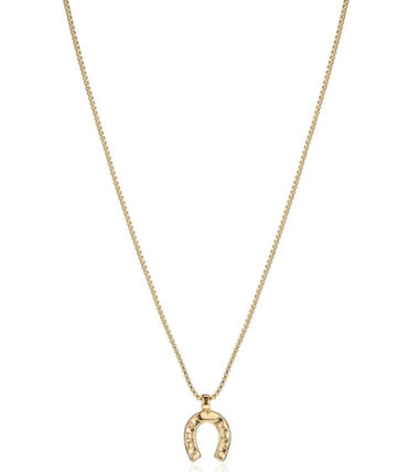 Casual Style Blended Fabrics Chain Party Style Brass
