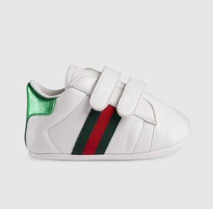 GUCCI Ace Baby Girl Shoes