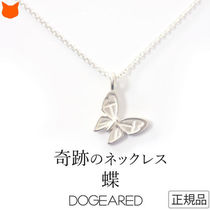 Dogeared Casual Style Party Style Silver Office Style Elegant Style