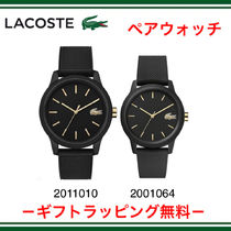 LACOSTE Unisex Quartz Watches Co-ord Analog Watches