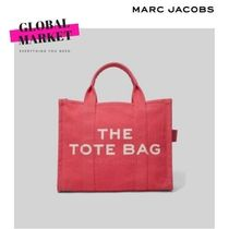 MARC JACOBS THE MARC JACOBS Casual Style Unisex Canvas Street Style Collaboration A4