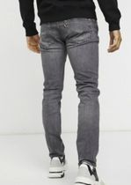 Levi's More Jeans Tapered Pants Blended Fabrics Street Style Plain Cotton 4