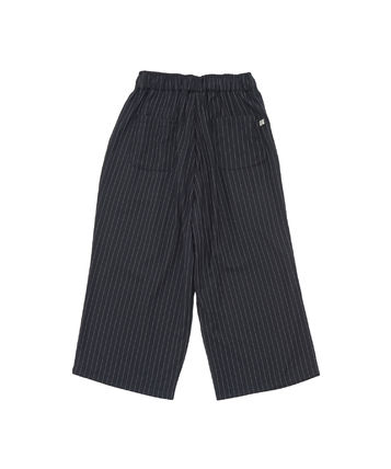 A NOTHING ☆ STRIPE OR PLAIN WIDE PANTS