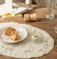 DECO VIEW Handmade Tablecloths & Table Runners