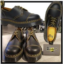 Dr Martens 1461 Casual Style Unisex Street Style Loafer & Moccasin Shoes