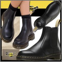 Dr Martens 2976 Casual Style Street Style Mid Heel Boots