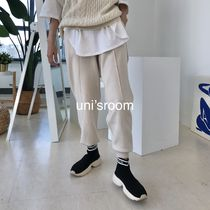 Casual Style Street Style Plain Office Style Short Length