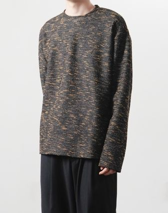 Tweed Street Style Collaboration Long Sleeves
