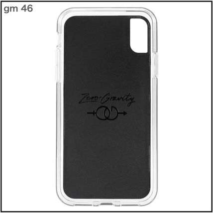Unisex Street Style Plain iPhone 8 iPhone 8 Plus
