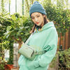 Casual Style Faux Fur 2WAY Plain Crossbody Logo Icy Color