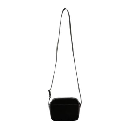Casual Style 2WAY Office Style Crossbody Logo Shoulder Bags