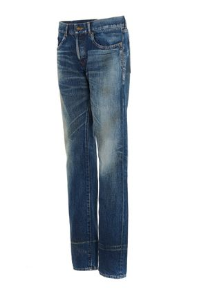 Saint Laurent More Jeans Plain Cotton Jeans 3
