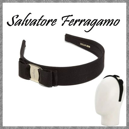 Salvatore Ferragamo Casual Style Party Style Hair Accessories