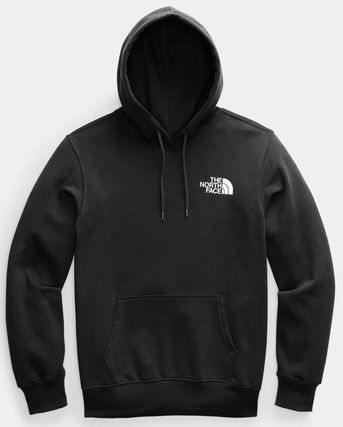 THE NORTH FACE Hoodies Pullovers Unisex Sweat Street Style Long Sleeves Plain Logo 9