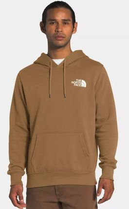THE NORTH FACE Hoodies Pullovers Unisex Sweat Street Style Long Sleeves Plain Logo 11