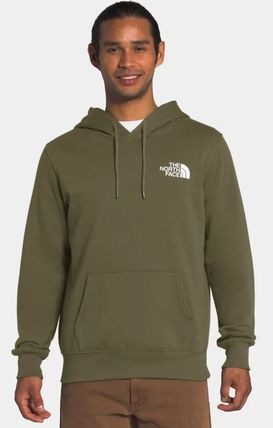 THE NORTH FACE Hoodies Pullovers Unisex Sweat Street Style Long Sleeves Plain Logo 14